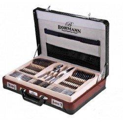 Bohmann Набор столовых приборов 72пр .BH 5946 GD-A