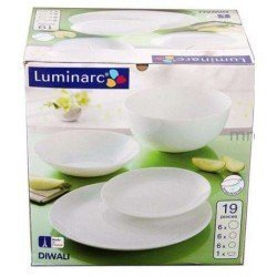 Luminarc Diwali Сервиз столовый 19пр. - H5869