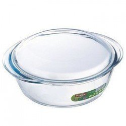 Pyrex Кастрюля круглая 1.3л 207A000
