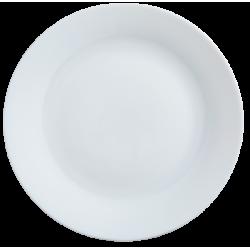 LA OPALA IVORY WHITE Тарелка обеденная 27 см LO-10103