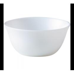 LA OPALA IVORY WHITE Салатник большой 21 см LO-10106