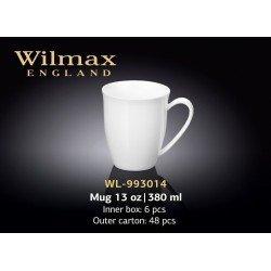 Wilmax Кухоль 380мл 2-й сорт WL-993014