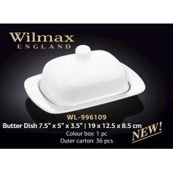 Wilmax Маслянка 19х12,5х8,5см  WL-996109