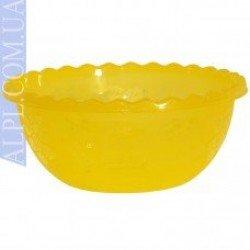 AL-PLASTIK Таз для фруктов 3,5л микс 378
