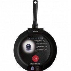 TVS Black Beauty Сковорода 24 см. 3C11124