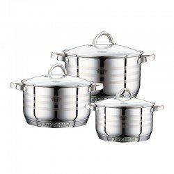 PETERHOF CARLOS Набор посуды 6 предметов - PH15863
