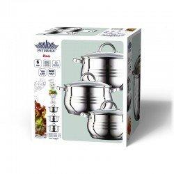 PETERHOF VENIO Набор посуды 6 предметов - PH15869