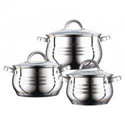 PETERHOF VENIO Набор посуды 6 предметов - PH15871