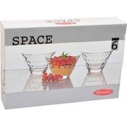 PAŞABAHÇE Space Салатник малый набор 6х11 см. 53353