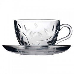 PASABAHCE SOHBET Набор чайный 12 пр.215мл 98964