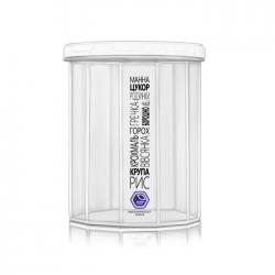 Narodnyiproduct Емкость для сыпучих продуктов 1500 мл,  - 84б