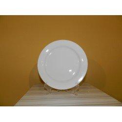 ZARIN Plain White Items Тарелка десертная 20 см. 14920