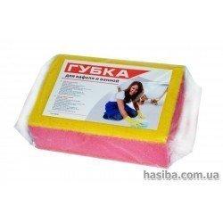 Hasiba Group Губка хозяйствення для кафеля и ванной 100328
