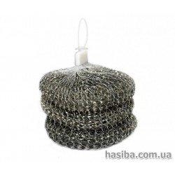 Hasiba Group Мини Скребок металевий  Набор 3 шт 100052
