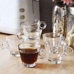 BORGONOVA Tazzina Чашка кофе-эспрессо набор 6х80 мл. 13278420
