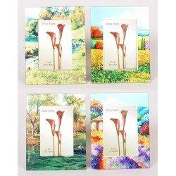 Рамка 482-144 для фото стекл. 10х15см.  -  2600/16