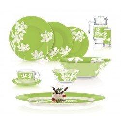 Luminarc Cotton Flower  Столовый сервиз 46 пр * Q4850