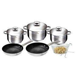 BLAUMANN Набор посуды 10 предметов BL-3243