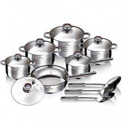 BLAUMANN Jumbo Набор посуды 15 предметов BL-3136
