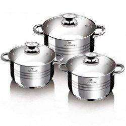 BLAUMANN Jumbo Набор посуды 6 предметов BL-3160