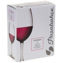 Pasabahce Classique  Бокал вино набор 2Х445 мл. - 440152-2