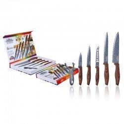 PETERHOF Набор кухонных ножей 6 предметов PH22425