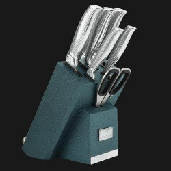 Berlingerhaus KIKOZA Набор ножей с подставкой 8 предметов BH-2342