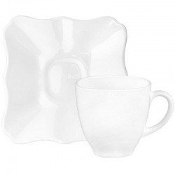 Luminarc Authentic White Сервиз чайный без упаковки 12 пр.  D8766