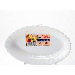 Arcoroc Trianon блюдо селедочница 22 см. D6885