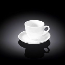 Wilmax Чашка кавова&блюдце 75мл WL-993173