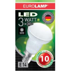 EUROLAMP Reflector Лампочкаа LED светодиодная R39 3W E14 4100K - 31224
