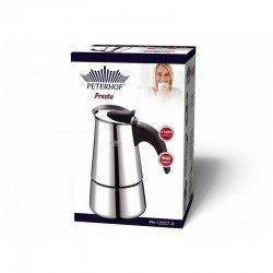 PETERHOF Espresso Кофеварка гейзерная 4 порц. PH12527-4
