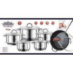 PETERHOF Набор посуды из12 предметов PH15797