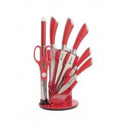 BOHMANN Rainstahl Набор ножей кухонных 8 пред. - RS 8002-8