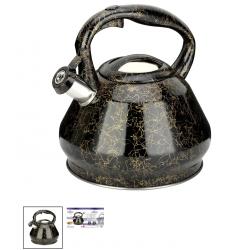 BOHMANN Чайник 3л.со свистком  - BH 9853