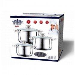 PETERHOF Набор посуды 7 предметов - PH15857