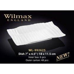 Wilmax Japanese style Блюдо 18х11,5см WL-992625