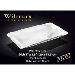Wilmax Блюдо 20x11см WL-992589