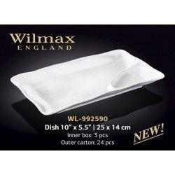 Wilmax Блюдо 25x14см WL-992590