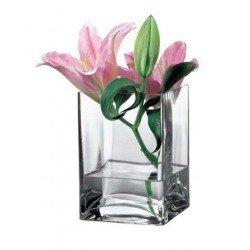 Pasabahce Botanica Flora Ваза 10х8х14см  43071-1