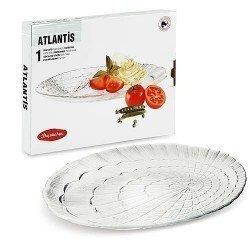 Pasabahce Atlantis Блюдо овал 230х320мм. 10239