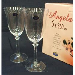 Bohemia Angela Бокал набор 6 х 350 мл. 40600/350