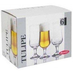 Pasabahce TULIPE  Бокал пиво набор 6Х385 мл. -  44169