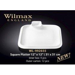 Wilmax Блюдо квадратное 31х31см WL-992655