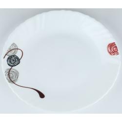 LA OPALA  ROYAL TWIST Тарелка десертная 19 см LO-11113