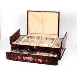 HOFFBURG Столовые приборы диамант 72 пр. HB-7800