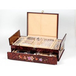 HOFFBURG Столовые приборы диамант 72 предмета. HB-7803
