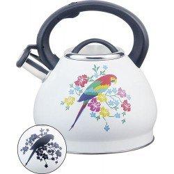 BOHMANN RAINSTAHL Чайник со свистком (хамелеон) 3л. - RS 7628-30