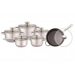 BOHMANN Набор посуды 12 предметов - BH 1235