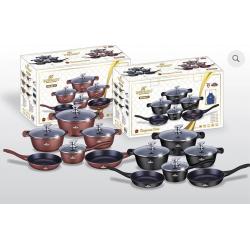 BOHMANN Elegance Набор посуды с антипригарным покрытием 11 пред. - BH 60-11